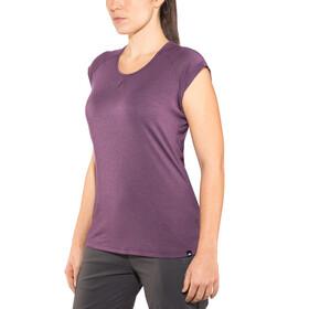 Mountain Equipment Equinox T-shirt Femme, blackberry